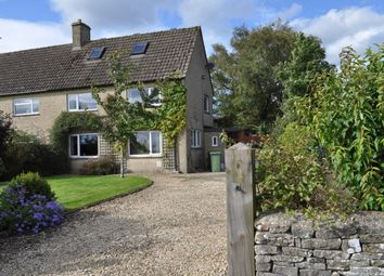 Thumbnail 3 bed semi-detached house for sale in Newcombe, Brimpsfield, Glos