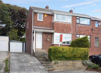 Thumbnail 3 bed semi-detached house for sale in Layton Park Avenue, Rawdon, Leeds