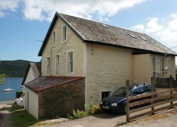 Thumbnail 4 bedroom detached house for sale in Chuckie Villa, Chukie Brae, Tighnabruaich
