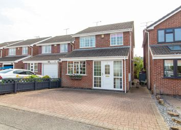 Thumbnail 3 bed detached house for sale in Hereford Road, Gedling, Nottingham
