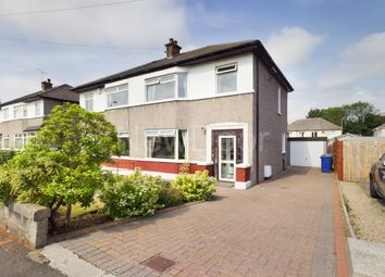 Thumbnail 3 bed semi-detached house for sale in Banchory Avenue, Inchinnan