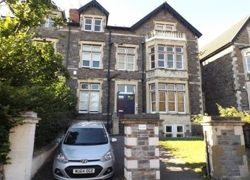 Thumbnail 2 bed flat to rent in Belgrave Road, Bristol