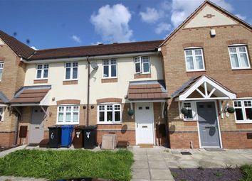 Thumbnail 2 bed town house for sale in Borrowbeck Close, Platt Bridge, Wigan