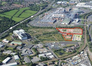 Thumbnail Land for sale in Cross Lane, Gateshead