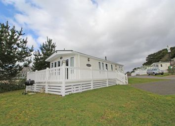 Thumbnail 2 bed mobile/park home for sale in Sea Breeze, Shorefield Country Park, Milford-On-Sea, Hants