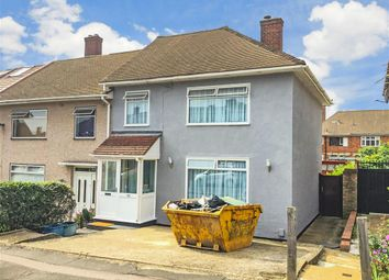 Thumbnail 3 bed semi-detached house for sale in The Lowe, Chigwell, Essex