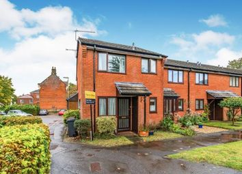 Thumbnail 1 bed end terrace house for sale in Romsey, Hampshire, England