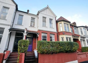 Thumbnail 4 bed terraced house for sale in Gunton Road, London