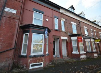 Thumbnail 6 bed terraced house to rent in Landcross Road, Fallowfield, Manchester, Greater Manchester