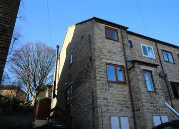 Thumbnail 1 bedroom end terrace house for sale in Fenton Road, Lockwood, Huddersfield