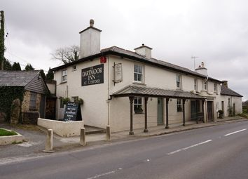 Thumbnail Pub/bar for sale in Moorside, Lydford, Nr Okehampton