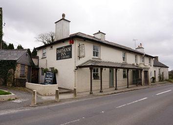 Thumbnail Pub/bar for sale in Moorside, Lydford, Nr Okehampton