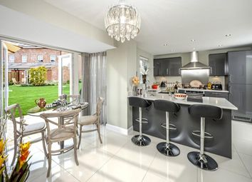 "Thumbnail 4 bed detached house for sale in ""Cambridge"" at Warkton Lane, Barton Seagrave, Kettering"