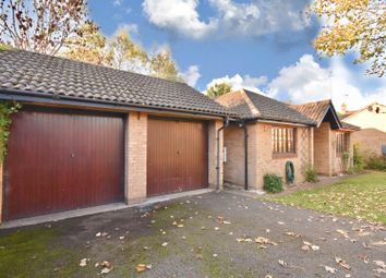 Thumbnail 3 bed detached bungalow for sale in Malvern Close, Kettering