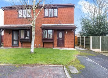 Thumbnail 1 bed semi-detached house for sale in Lostock View, Lostock Hall, Preston