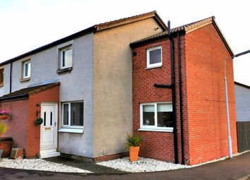 Thumbnail 3 bed end terrace house for sale in Glovers Court, Kinghorn, Burntisland