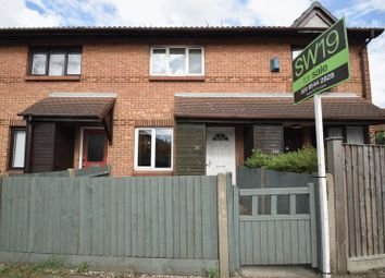 Thumbnail 2 bed terraced house for sale in Church Road, Mitcham