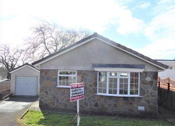 Thumbnail 2 bed bungalow for sale in Maple Drive, Brackla, Bridgend, Bridgend County.