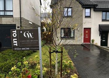 Thumbnail 3 bed semi-detached house to rent in Denview Wynd, Kingswells, Aberdeen