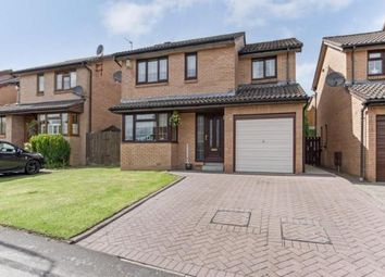 Thumbnail 4 bedroom detached house for sale in Binniehill Road, Cumbernauld, Glasgow, North Lanarkshire