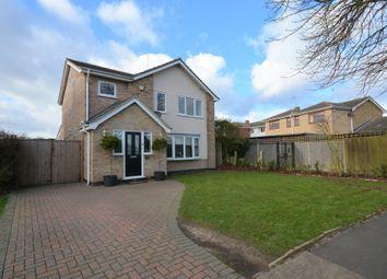 Thumbnail 4 bed detached house for sale in Fleetdyke Drive, Lowestoft, Suffolk