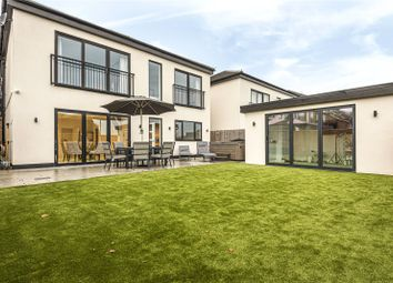 Thumbnail 4 bed detached house for sale in Riddlesdown Road, Purley