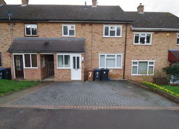 Thumbnail 3 bed terraced house to rent in Presdales Drive, Ware