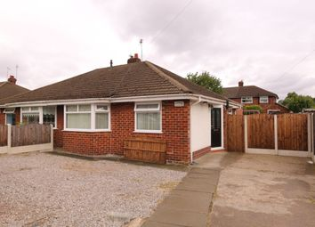 Thumbnail 3 bedroom bungalow for sale in Marsland Close, Denton, Manchester