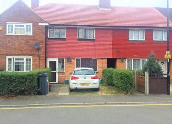 Thumbnail 3 bed terraced house to rent in Denham Road, Feltham