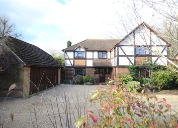 5 bed detached house for sale in Tomlinson Drive, Finchampstead, Wokingham RG40