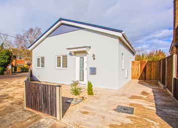 Thumbnail 2 bed detached bungalow for sale in The Island, Steeple Claydon, Buckingham