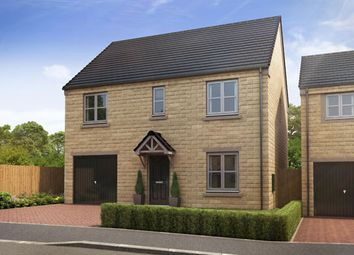 Thumbnail 4 bedroom detached house for sale in Plot 43, Off Waingate, Linthwaite, Huddersfield