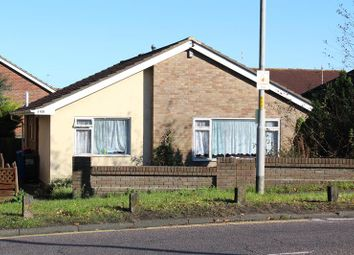 Thumbnail 3 bedroom detached bungalow for sale in Blandford Road, Hamworthy, Poole