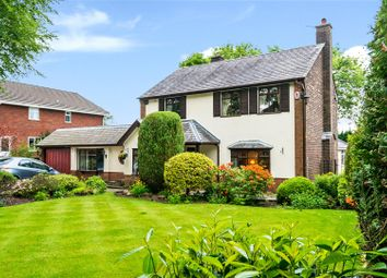 Thumbnail 3 bed detached house for sale in Windy Harbour Lane, Bromley Cross, Bolton