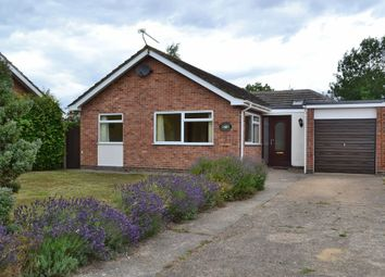 Thumbnail 3 bed detached bungalow to rent in Woodfields, Stradbroke, Eye