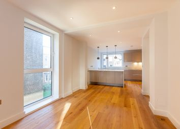 Thumbnail 3 bed flat to rent in Addison Road, London
