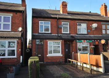 Thumbnail 2 bed terraced house to rent in Church Lane, Brinsley