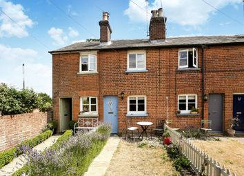 Thumbnail 2 bed terraced house to rent in King Street, Odiham, Hook