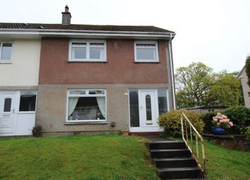 Thumbnail 3 bed terraced house for sale in Wardlaw Crescent, East Kilbride, Glasgow
