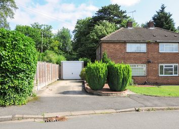 Thumbnail 2 bed semi-detached house for sale in High Street, Old Whittington, Chesterfield