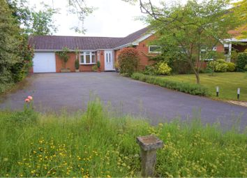 Thumbnail 3 bed detached bungalow for sale in Abbots Close, Solihull
