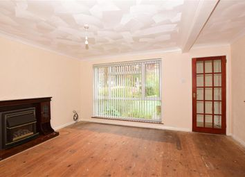 Thumbnail 2 bed detached bungalow for sale in Dargets Road, Lords Wood, Chatham, Kent