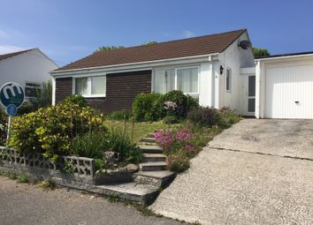 Thumbnail 3 bed detached bungalow to rent in Wheal Kitty, St Agnes, Cornwall