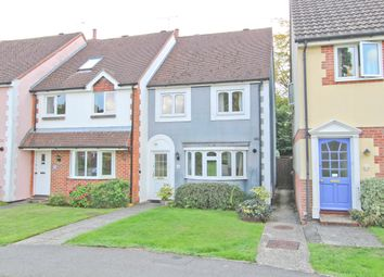Thumbnail 3 bed end terrace house for sale in Grenehurst Way, Petersfield