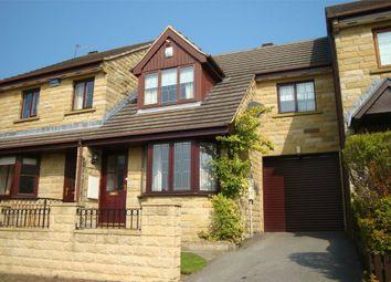 Thumbnail 3 bedroom terraced house to rent in Elder Mews, Shelley, Huddersfield, West Yorkshire