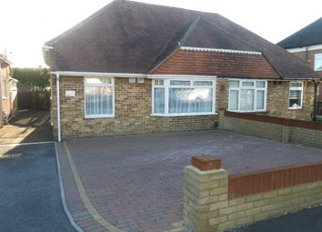 Thumbnail 3 bed semi-detached bungalow for sale in White Hart Lane, Portchester