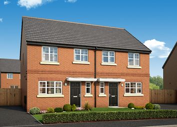 "Thumbnail 3 bed property for sale in ""The Kellington"" at Borrowdale Road, Middleton, Manchester"