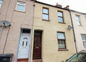 Thumbnail 3 bed terraced house for sale in Tyler Street, St. Philips, Bristol