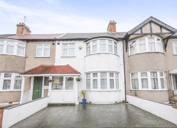 Thumbnail 3 bed terraced house for sale in Belmont Avenue, New Malden