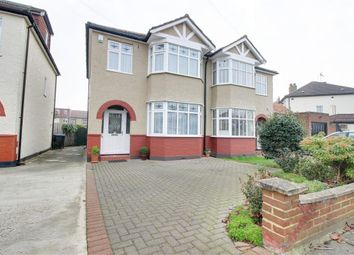 Thumbnail 3 bed semi-detached house for sale in Buckingham Close, Enfield